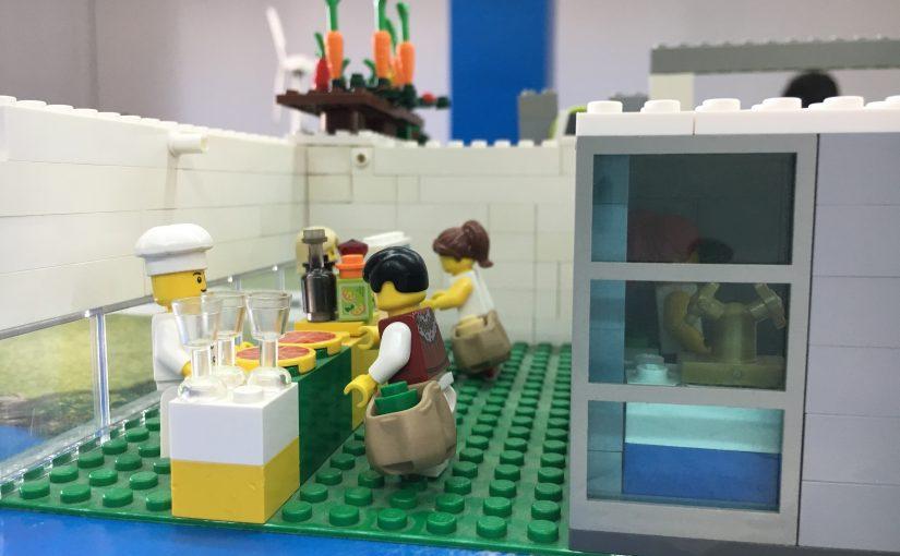 EL NOSTRE PATI IDEAL 2 (VERSIÓ LEGO)