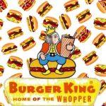 Burger king cara Berta Cascante