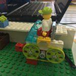 Una bicicleta aeroestàtica