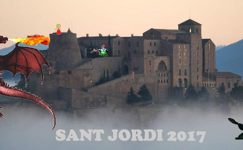 SANT JORDI I LES SEVES TRADICIONS