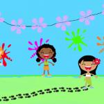 dibuix Blanca i Lucia